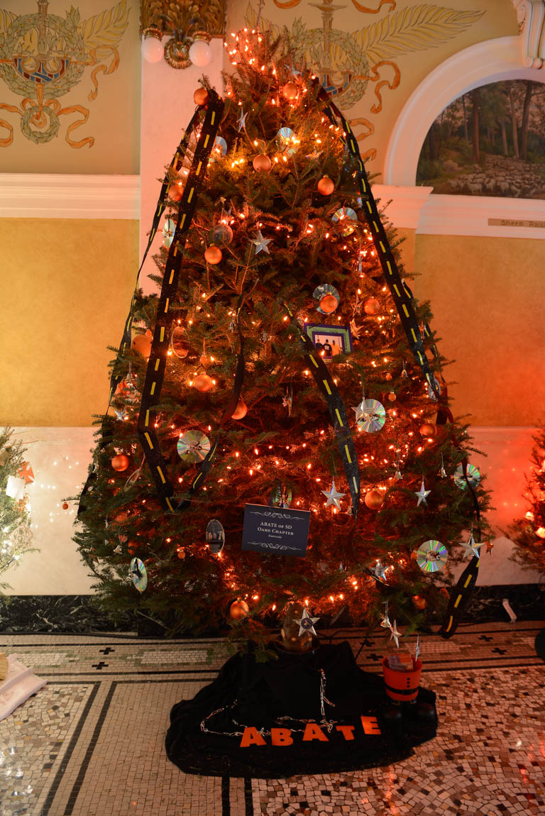 ABATE of SD Oahe Chapter  StatewideChristmas at the Capitol  Trees. The Lighting Connection South Dakota. Home Design Ideas