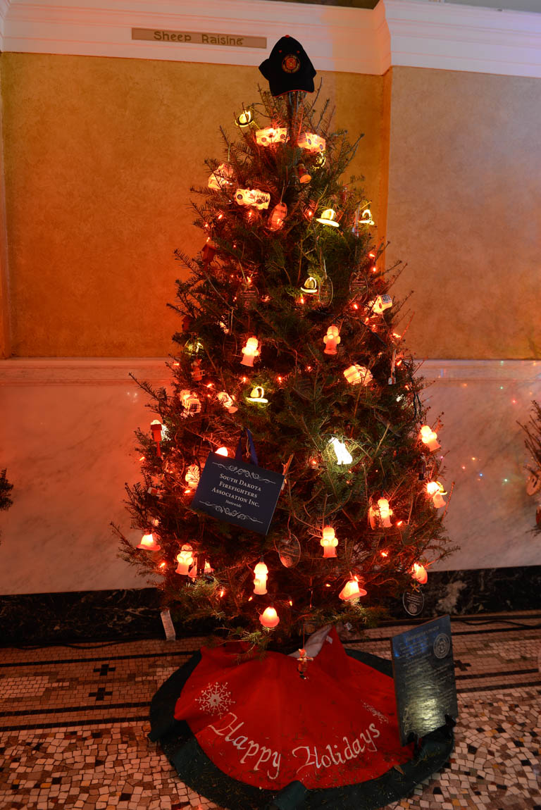 South Dakota Firefighters Association  Inc  StatewideChristmas at the Capitol  Trees. The Lighting Connection South Dakota. Home Design Ideas