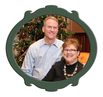Governor and First Lady, Dennis and Linda Daugaard